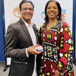 Dr. Steven Govender (Citizen of Hope) & Dr. Rosalind Tompkins