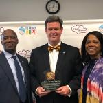 HOPEE Award Mayor John Dailey