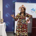 Press Conference Dr. Rosalind Tompkins